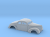 1/64 1940 Ford Coupe 3 In Chop 4  In Section 3d printed
