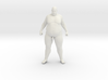 1/20 Fat Man 002 3d printed