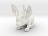 Little Jackalope Figure 3d printed