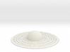 Saturn 3d printed