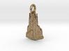 La Sagrada Familia, Barcelona, Spain Charm 3d printed