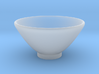 Bowl Hollow Form 2016-0006 various scales 3d printed