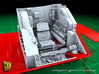 ZSU-23-4 shilka driver compartment (MENG) 3d printed ZSU-23-4M driver compartment
