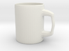 Designers Mug for Coffee or else 3d printed
