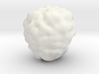 Fantasy Rock Asteroid 3d printed