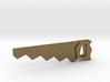 Handsaw pendant 3d printed