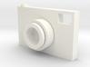 Camera Bag Name Tag 3d printed