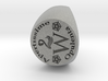 Custom Signet Ring 30 Size 12.5 3d printed