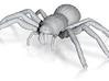 Spider Hecklace 3d printed