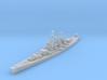 North Carolina class battleship 1/2400 3d printed