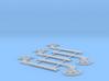 O Scale GRS B Semaphore Fishtail 3d printed