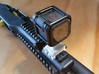 GoPro Simple Picatinny Clamp Mount 3d printed