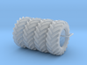 Floater Tires 3d printed