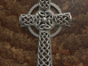 Celtic Cross - Small version 3d printed Smaller Version of this cross