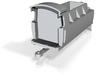 Px48 Tender British TT Scale TT003 3mm/ft 3d printed