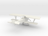 Nieuport 12 3d printed 1:144 Nieuport 12