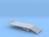 1/50th Beavertail ramp bed fire farm construction 3d printed