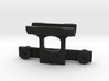 TFA Complete Scope Mount w/ Crossbar & Spacers 3d printed