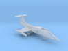 1/350 F-104 Starfighter with Gear Down 3d printed