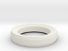 Prototype Ring Design 1 for RFID Tag 3d printed