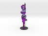 Pole Dancer Syx (bra)  17 cm (approx 7 inches) 3d printed