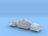 Torpedo Hot Metal Car - Zscale 3d printed