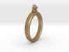 0.736 inch/18.69 mm Cat Ring 3d printed