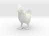Voronoi Chicken  3d printed