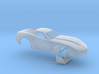 1/43 2014 Pro Mod Corvette No Scoop 3d printed
