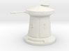 Laser Defense Turret 1:72 scale 3d printed