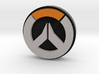 Overwatch Logo Coin 3d printed