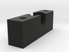Housing for drive shaft CC01 to D110 Gelande 1:10  3d printed