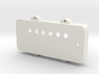 Jazzmaster Pickup Cover - Covered Humbucker Mount 3d printed
