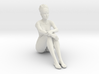1/10 Sexy Girl Sitting 007 3d printed