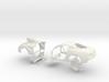 1/16 2014 Pro Mod Vette Sep Doors And Hood 3d printed