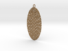 Texture Earring #2 3d printed