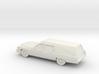1/87 1985-89 Cadillac Hearse 3d printed