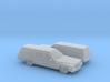 1/160 2X 1985-89 Cadillac Hearse 3d printed