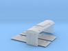 SP Rotary Snow Plow in N Scale 3d printed