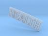 HEALTH 3d printed