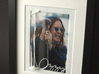Ozzy Osbourne for photo frame 3d printed