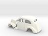 1/16 1949 Anglia Full Body Tilt Front 3d printed