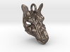 Horse Small Pendant 3d printed