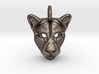 Lioness Pendant Small 3d printed