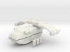 Gator Gunship 3d printed