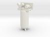 1/64 80 Gal Air Compressor 3d printed