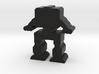 Game Pieces, Heavy Advanced Artillery Mech 3d printed