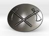 Tomahawk Belt Buckle 3d printed