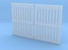WP Stockcar Door 1:48 3d printed