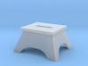 Passenger Stepping Box HO 3d printed